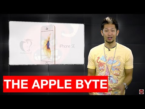 Apple Byte – 9.7 inch iPad Pro and iPhone SE expected at Apple's March 21st event