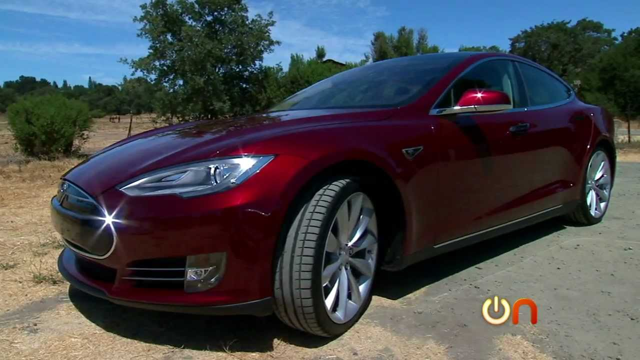 Always On – Tesla S unboxing