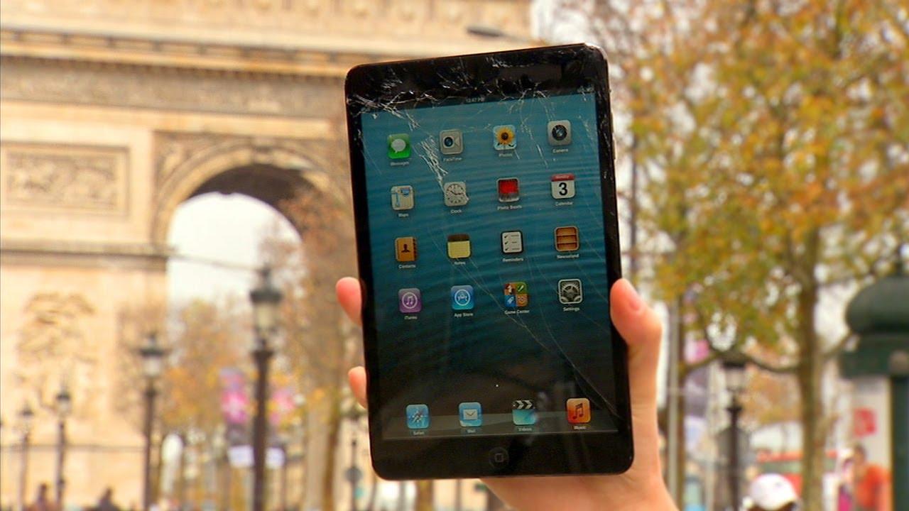 Always On – Torture testing the iPad Mini in Paris! – Ep 25