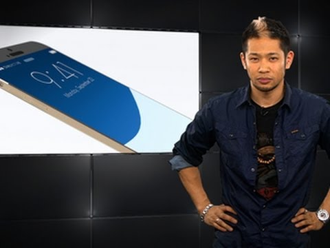 Apple Byte – Is Apple planning bezel-free iPhone 6?
