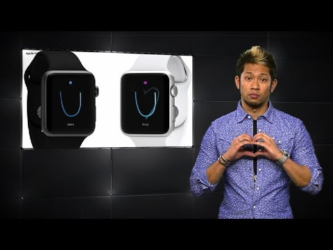 Apple Byte – The Apple Watch companion app reveals all-new details
