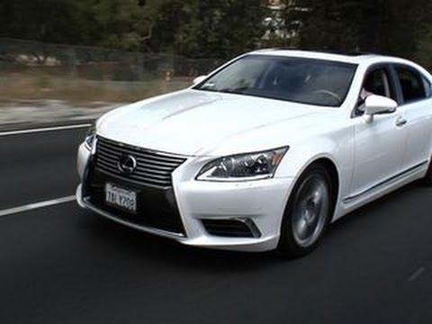 Car Tech – 2013 Lexus LS600hL