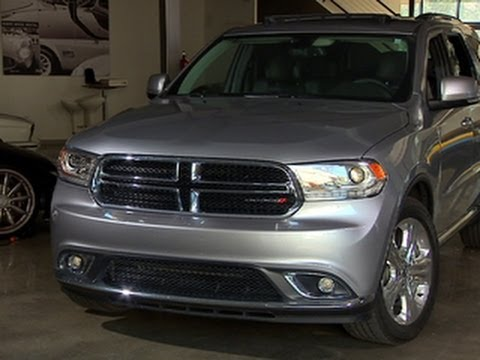 Car Tech – 2014 Dodge Durango Limited