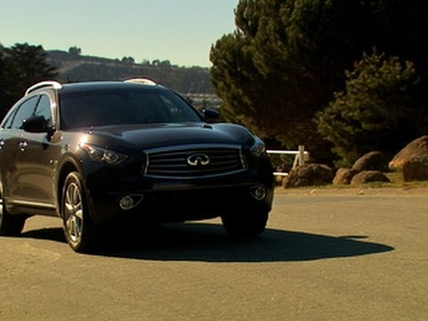 Car Tech – 2014 Infiniti QX70 3.7 AWD