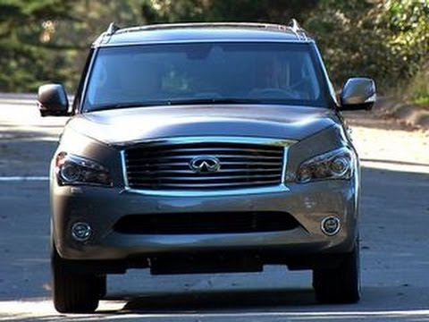 Car Tech – 2014 Infiniti QX80 AWD