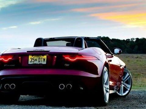 Car Tech – 2014 Jaguar F-Type V8 S