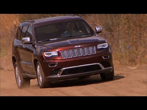 Car Tech – 2014 Jeep Grand Cherokee Diesel