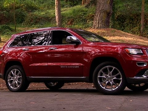 Car Tech – 2014 Jeep Grand Cherokee