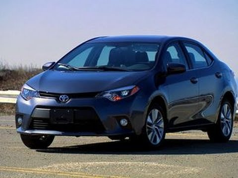 Car Tech – 2014 Toyota Corolla LE Eco