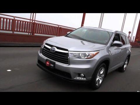 Car Tech – 2014 Toyota Highlander Hybrid