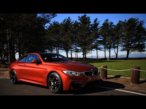 Car Tech – 2015 BMW M4