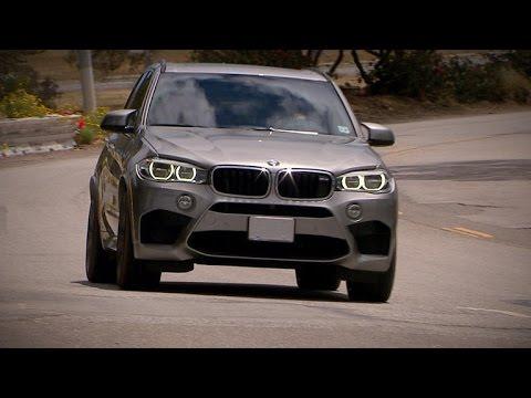 Car Tech – 2015 BMW X5 M