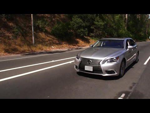 Car Tech – 2015 Lexus LS 460 L