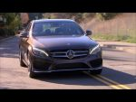 Car Tech - 2015 Mercedes Benz C400 4MATIC