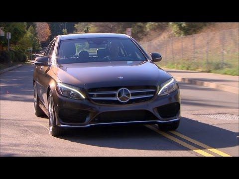 Car Tech – 2015 Mercedes Benz C400 4MATIC