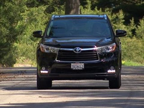 Car Tech – New Toyota Highlander fit for the whole family