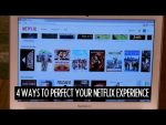 CNET How To - 4 ways to perfect your Netflix experience