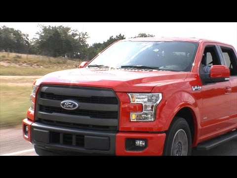 CNET On Cars – 2015 Ford F-150 - Ep. 55