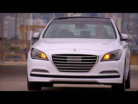 CNET On Cars – 2015 Hyundai Genesis 5.0 – Ep. 48