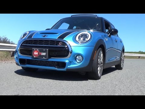 CNET On Cars – 2015 Mini Cooper 4-door: Too many doors, or the perfect Cooper?, Episode 64