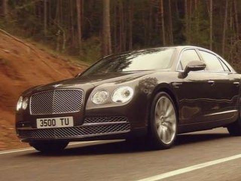 CNET On Cars – Bentley Flying Spur: Big car, big power, big price – Ep. 27