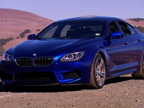 CNET On Cars – BMW's M6 Gran Coupe, a big, effortless rocket ride – Ep. 30