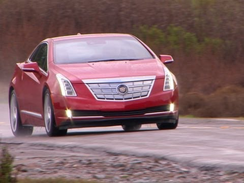 CNET On Cars – Cadillac ELR: More than a souped-up Volt? – Ep. 37