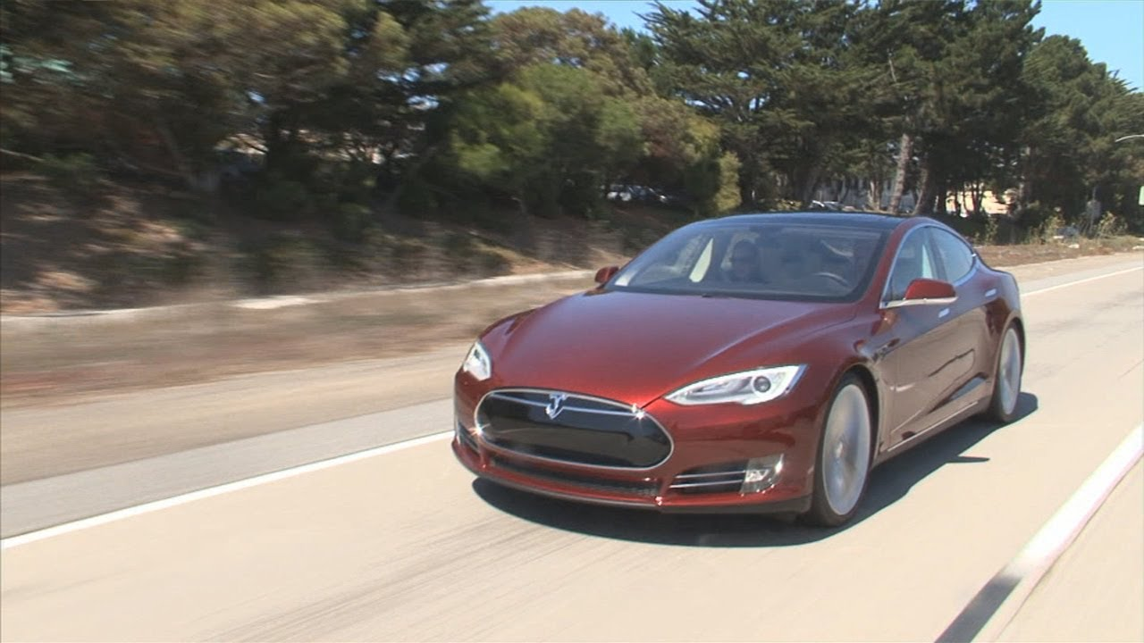 CNET On Cars – Can the Tesla Model S unkill the electric car? Ep 3