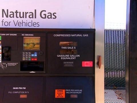 CNET On Cars – Car Tech 101: Inside natural-gas cars