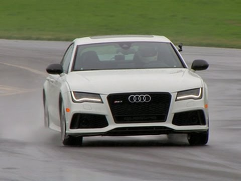 CNET On Cars – Driving the hottest RS Audi ever sold in the US – Ep. 38