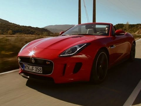 CNET On Cars – Jaguar F-Type: Wide open on the back roads of England – Ep 18