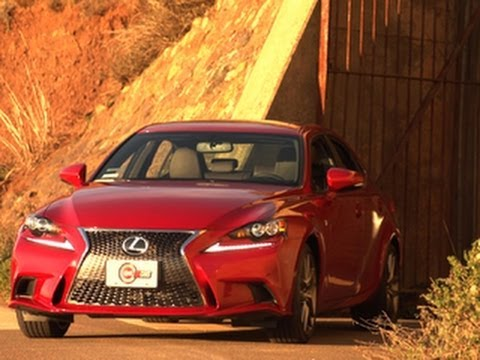 CNET On Cars – Lexus IS350 F Sport: Does it measure up to the Germans — or even need to? – Ep. 29