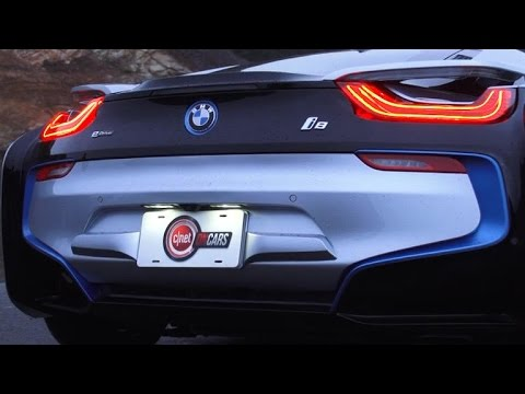 CNET On Cars – On the road: 2014 BMW i8