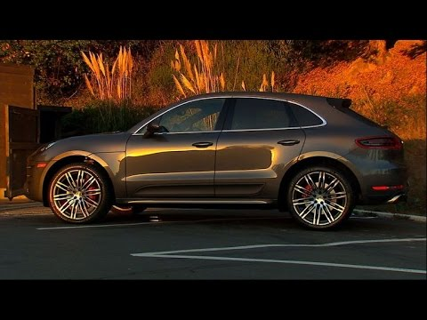 CNET On Cars – On the road: 2015 Porsche Macan Turbo