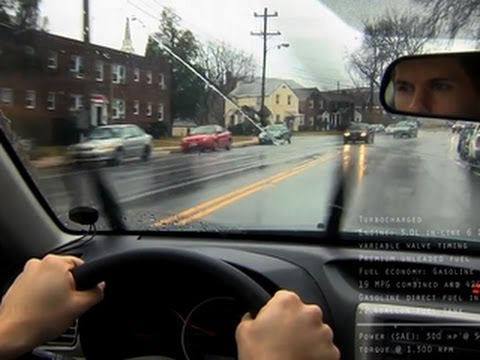 CNET On Cars – Smarter Driver: Glancing, the unsung driver's technique
