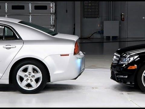 CNET On Cars – Smarter Driver: Understanding forward-collision technology