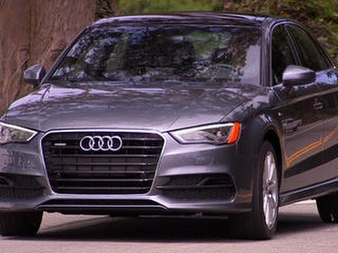 CNET On Cars – The Audi A3 remarkably moves the top tech down-market – Ep. 43