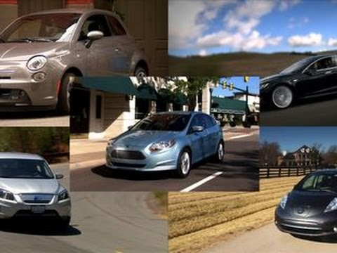 CNET On Cars – The Top 5 electric cars ready for prime time – Ep 20