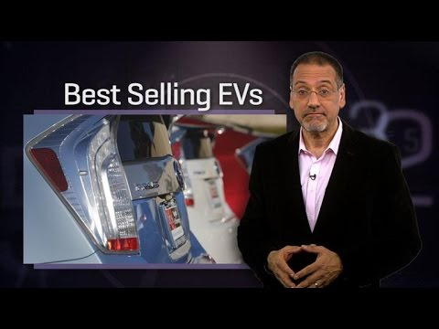 CNET On Cars – Top 5: Best selling EVs