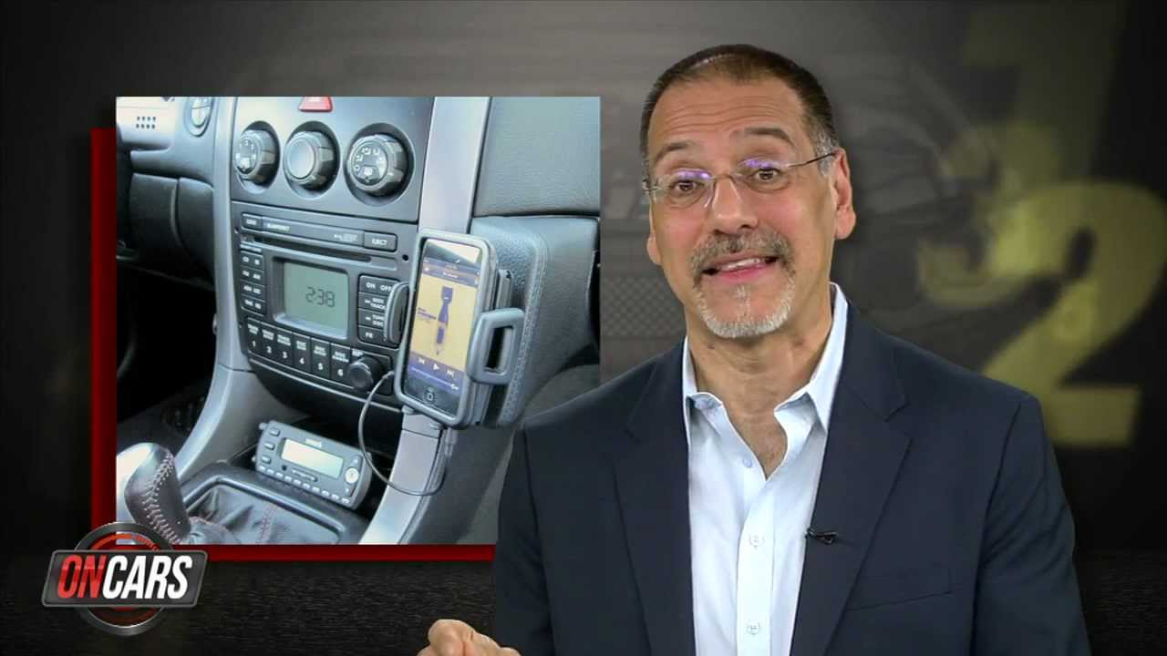 CNET On Cars – Top 5 ways to add tech to your current car