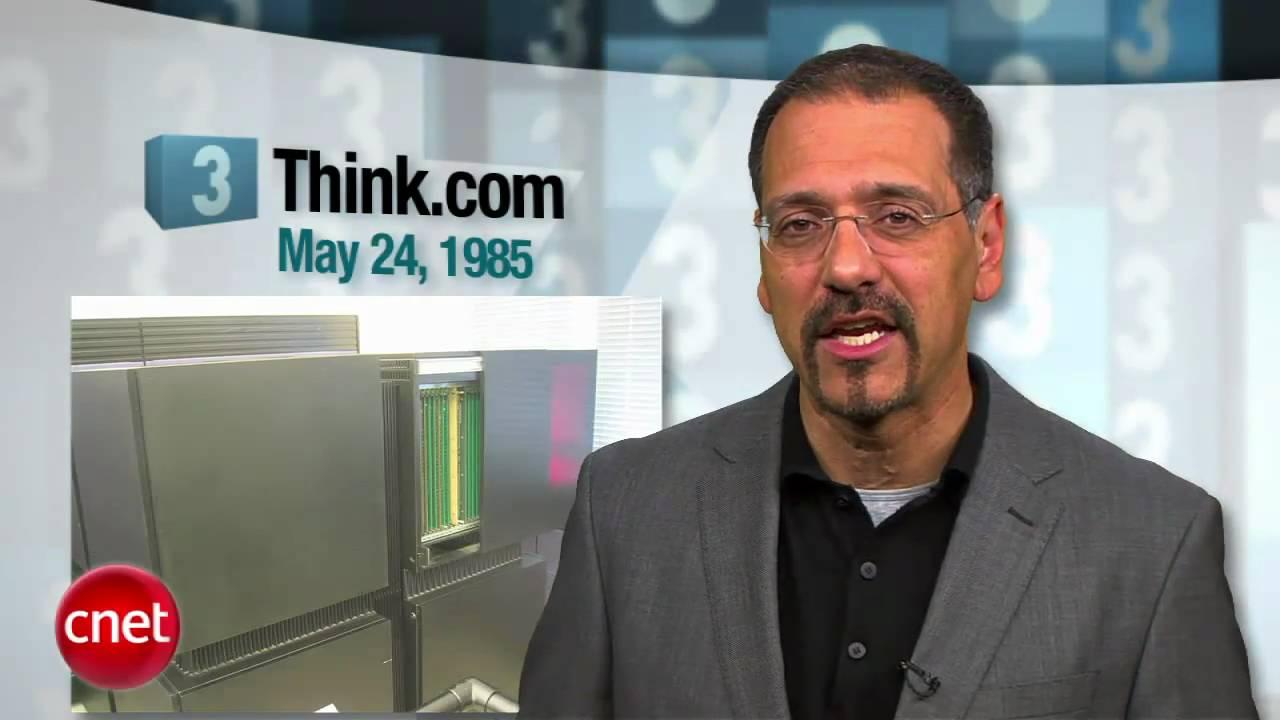 CNET Top 5: Oldest .com domain names