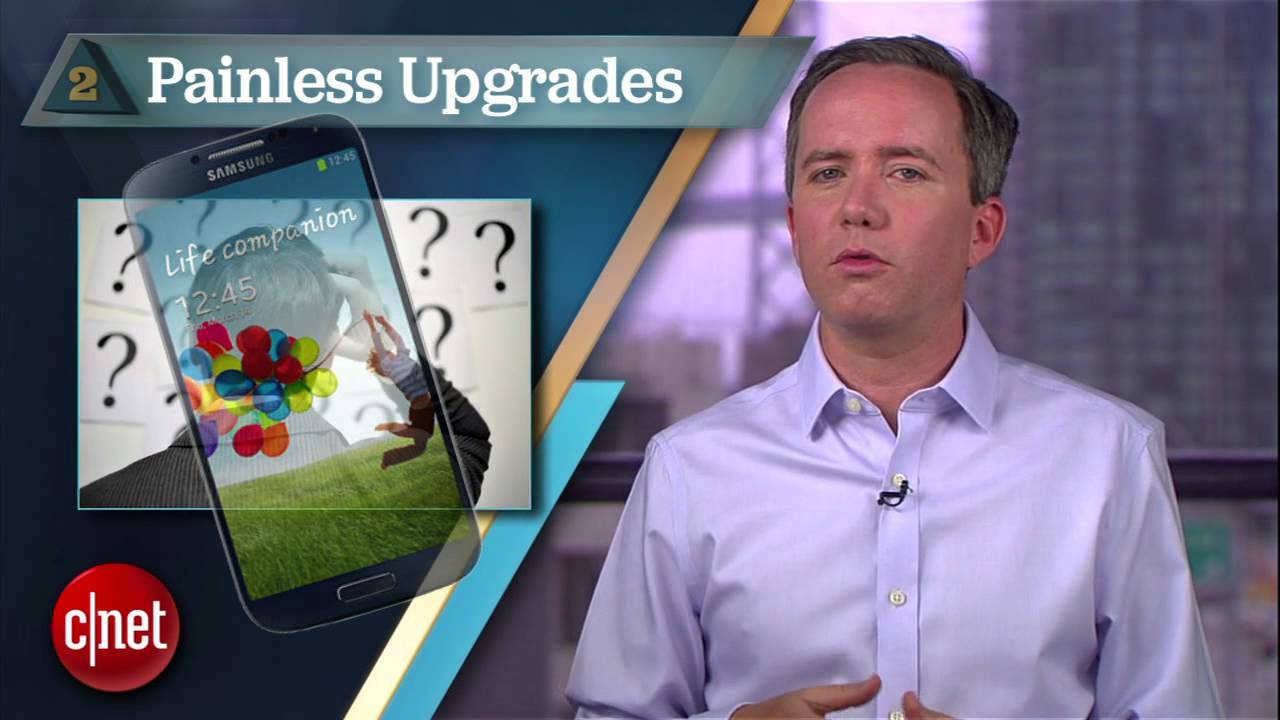 CNET Top 5 – reasons to go prepaid