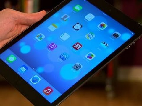 CNET Top 5 – Reasons you may not want an iPad Air