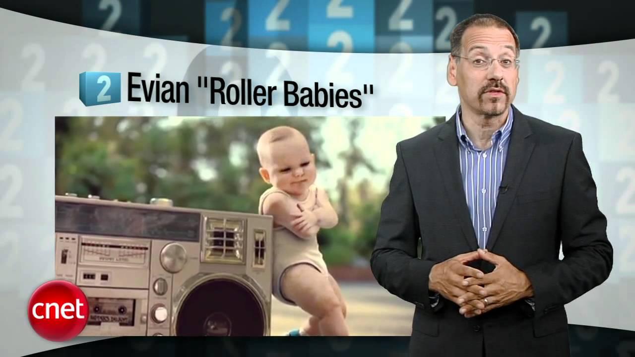 CNET Top 5: Viral video ads
