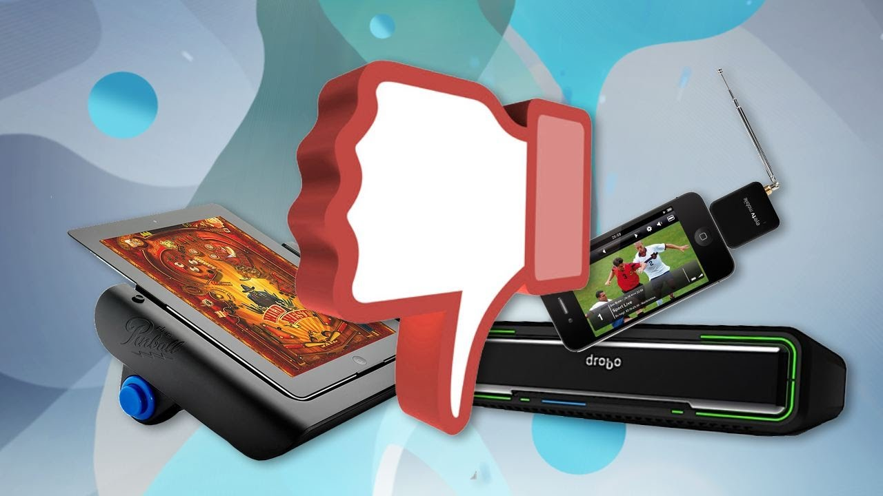 CNET Top 5 – Worst products of 2012