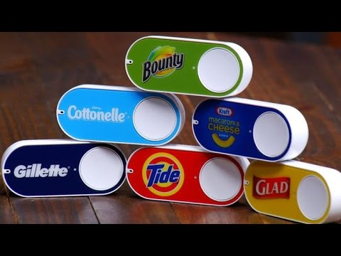 CNET Update – The problem with Amazon Dash buttons