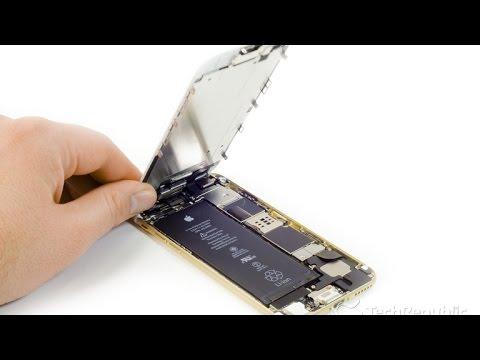 Cracking Open – Apple iPhone 6