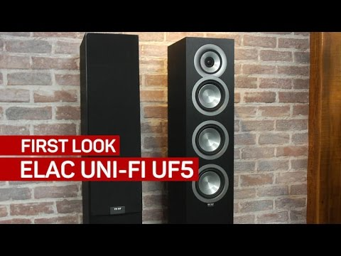 Elac Uni-Fi UF5 are the best speakers under a grand