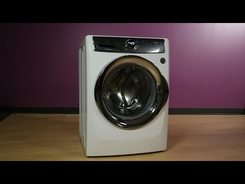 Electrolux's not-so-simple washer does more for less