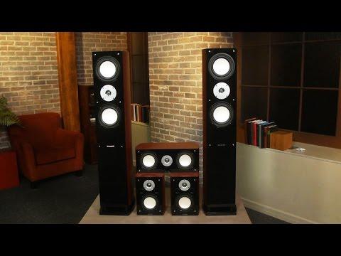 Fluance XLHTB speakers offer big sound